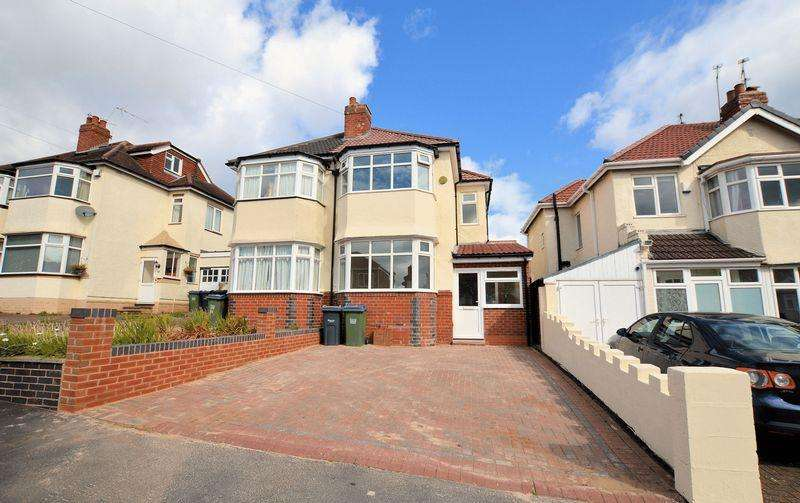 3 Bedrooms Semi Detached House for sale in Forest Road, Oldbury