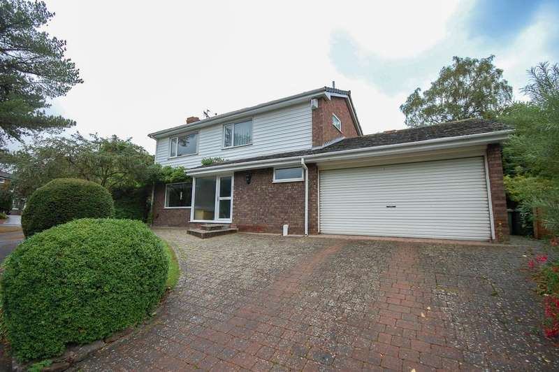 4 Bedrooms Detached House for sale in The Ridge, Saltburn TS12