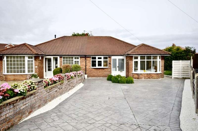 2 Bedrooms Semi Detached Bungalow for sale in Wood Mount, Timperley, Altrincham