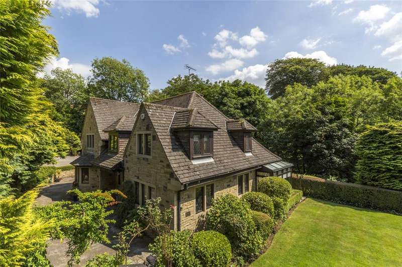 5 Bedrooms Detached House for sale in Green End Road, East Morton, BD20