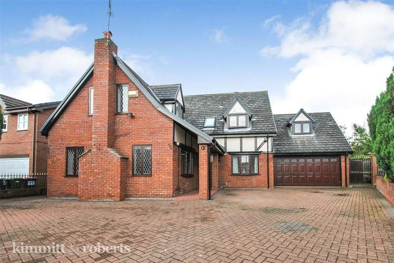 4 Bedrooms Detached House for sale in St Pauls Drive, Mount Pleasant, Tyne and Wear, DH4