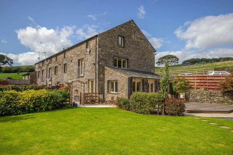 4 Bedrooms Barn Conversion Character Property for sale in 4 Old Field End, Patton, Nr Kendal