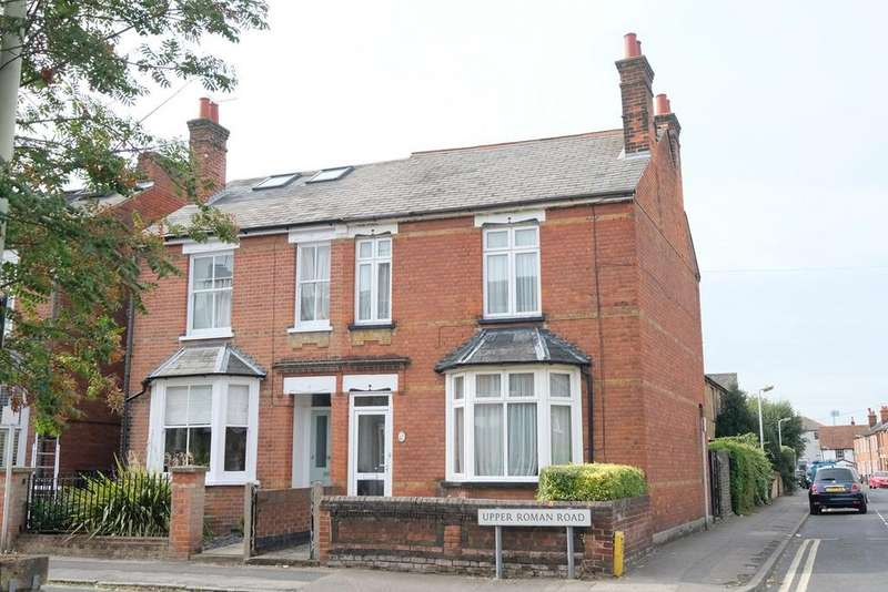 3 Bedrooms Semi Detached House for sale in Upper Roman Road, Old Moulsham, Chelmsford, CM2