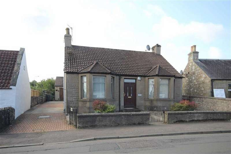 4 Bedrooms Detached House for sale in Thane Croft, East End, Freuchie, Fife, KY15