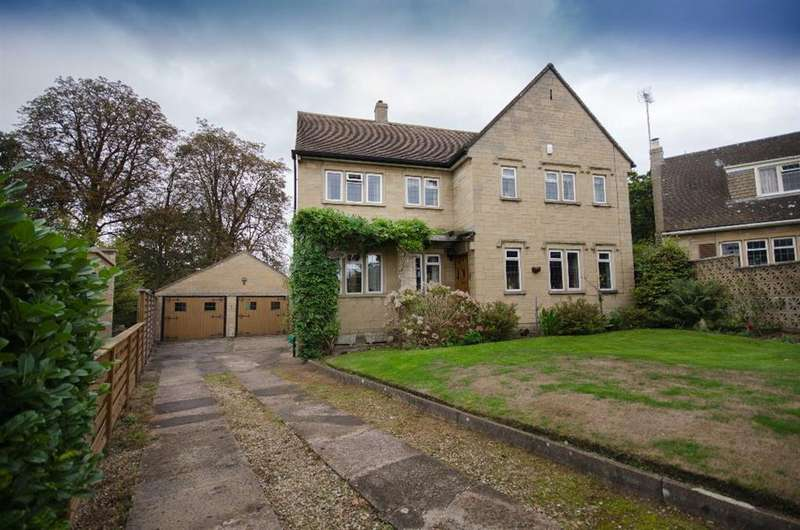 4 Bedrooms Detached House for sale in Grange Park, Frenchay, Bristol, BS16 2SZ