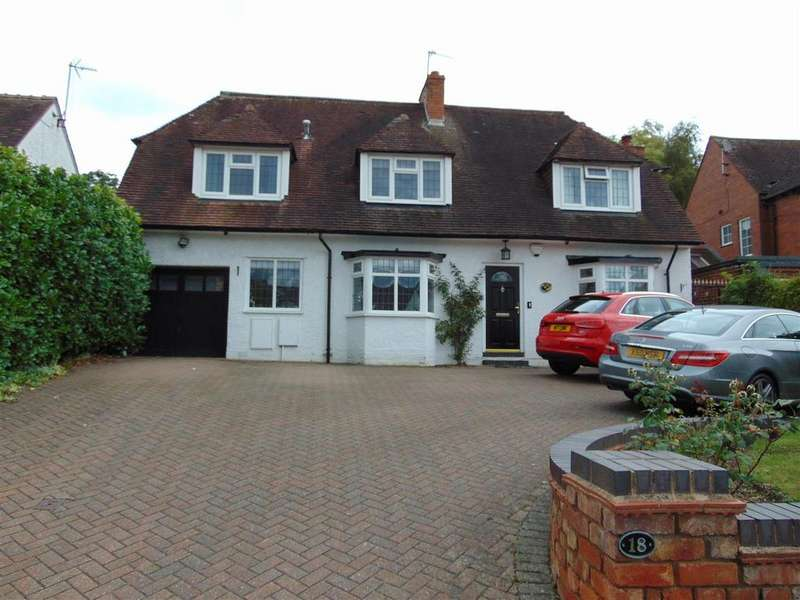 4 Bedrooms Detached House for sale in Charlemont Road, Walsall