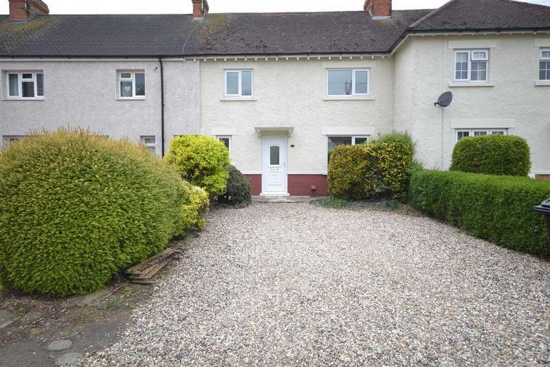 3 Bedrooms Terraced House for sale in Norfolk Square, Stamford