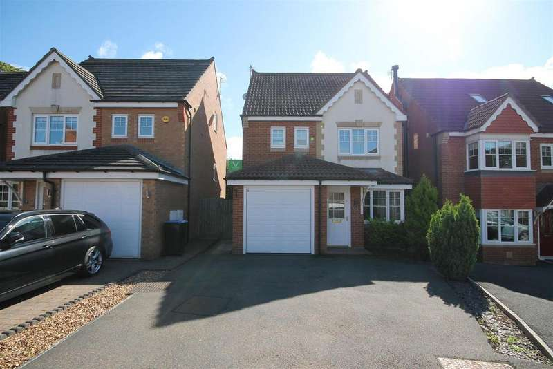 4 Bedrooms Detached House for sale in Coppice Mount, Crook