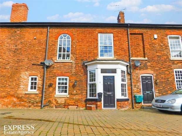 3 Bedrooms End Of Terrace House for sale in Stonegate, Thorne, Doncaster, South Yorkshire