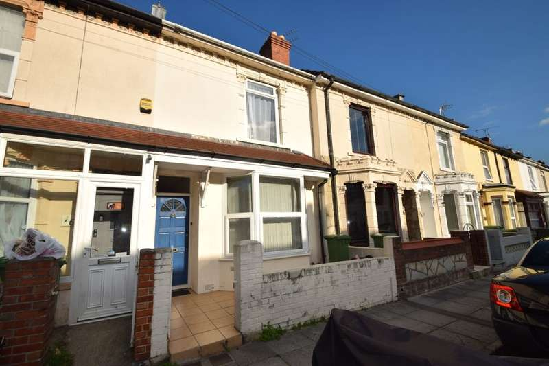 3 Bedrooms Terraced House for sale in Tennyson Road, Portsmouth, PO2