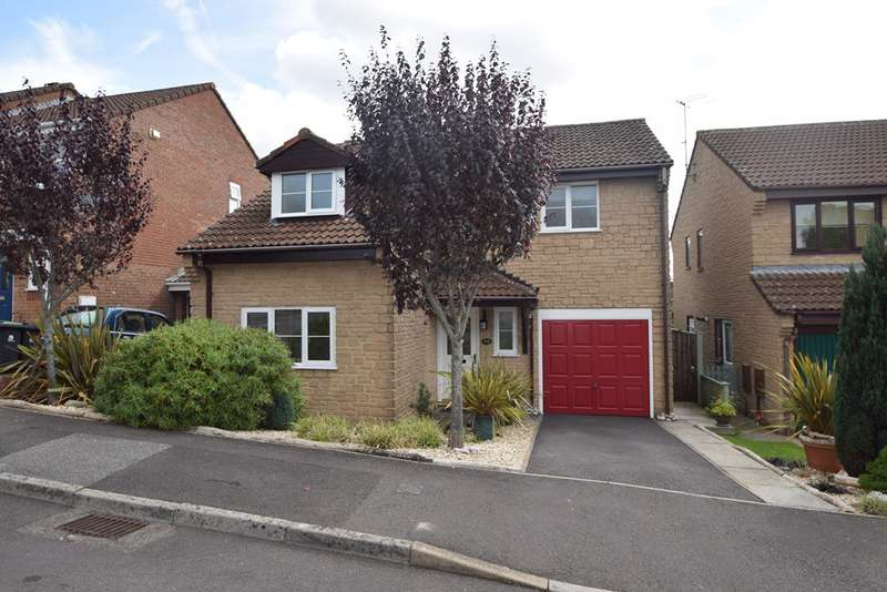 3 Bedrooms Detached House for sale in Beaminster