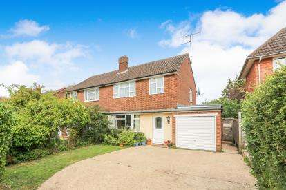 3 Bedrooms Semi Detached House for sale in Lordship Lane, Letchworth Garden City, Hertfordshire, England