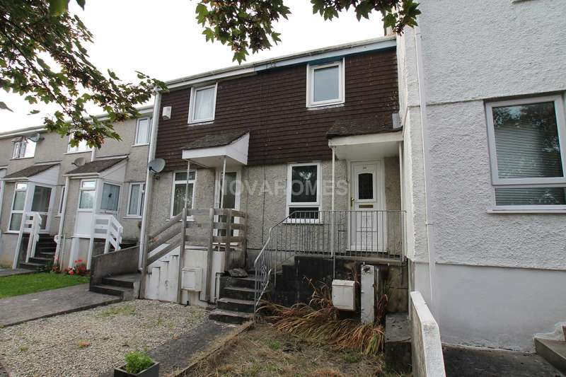 2 Bedrooms Terraced House for sale in Jackson Close, Weston Mill, PL5 1AS