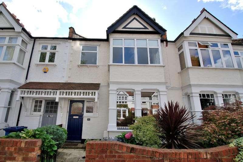 4 Bedrooms Terraced House for sale in Woodstock Avenue, Ealing, London, W13 9UG