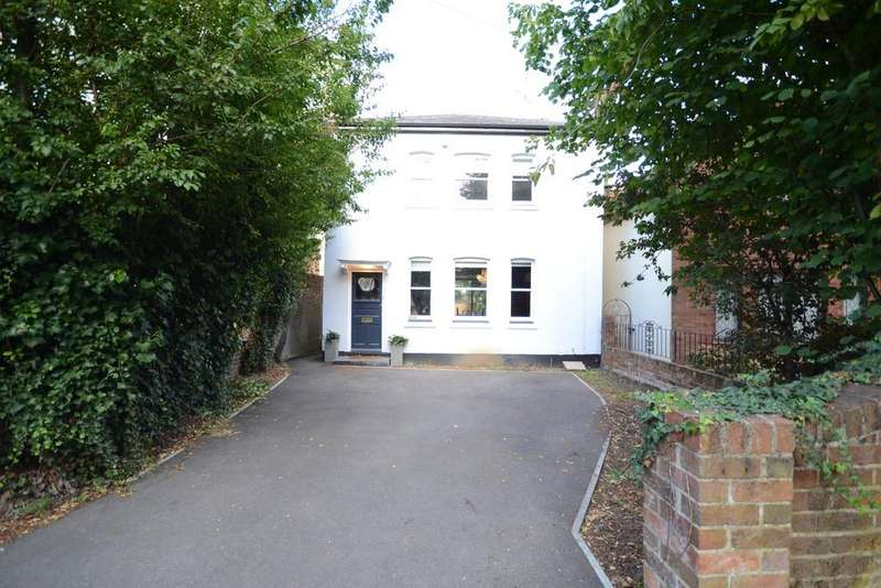3 Bedrooms Detached House for sale in Maitland Road, Reading