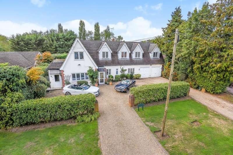 6 Bedrooms Detached House for sale in Winkfield, Berkshire, SL4