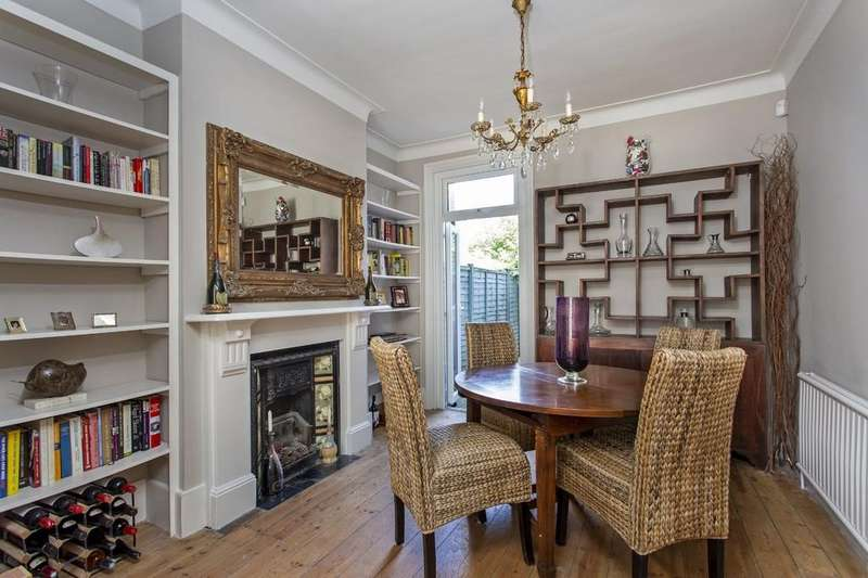 5 Bedrooms Terraced House for sale in Gordon Road, Wanstead