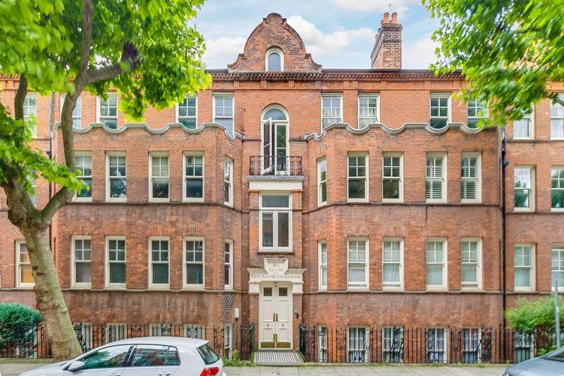 3 Bedrooms Flat for sale in West Kensington Mansions, Beaumont Crescent, London