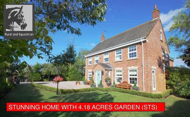5 Bedrooms Detached House for sale in Gedney Hill, Spalding, Lincolnshire