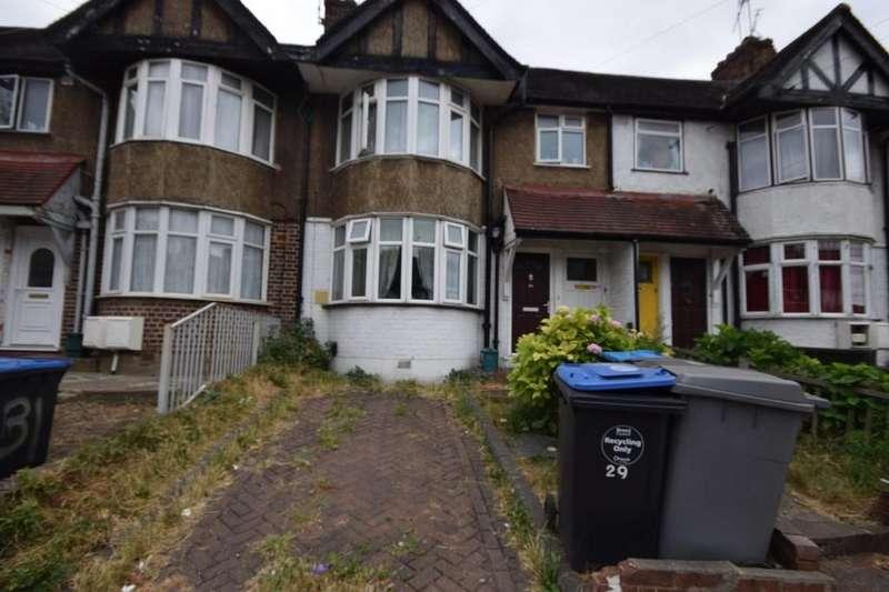 1 Bedroom Apartment Flat for sale in Braemar Avenue, London