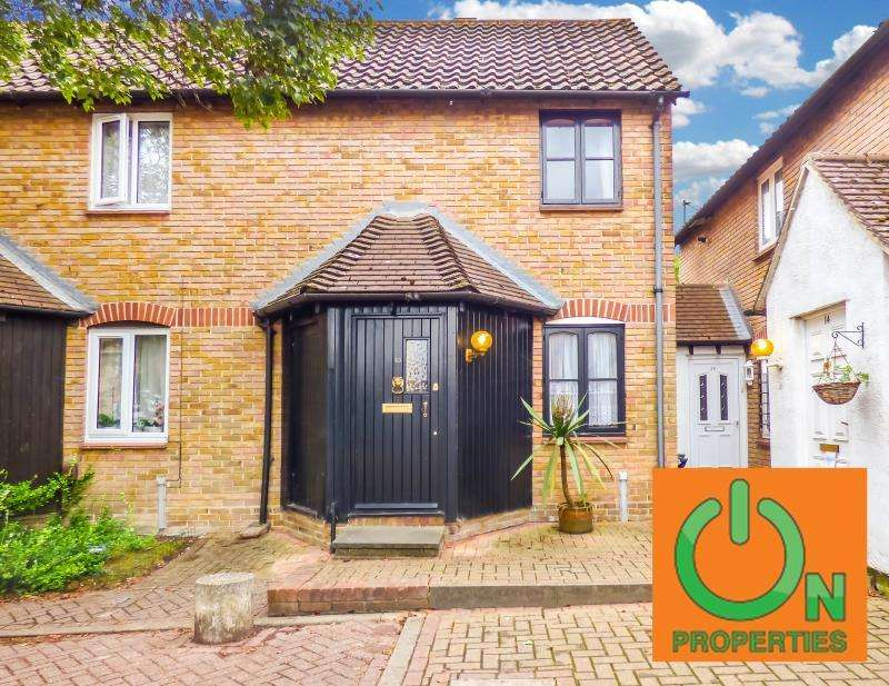 1 Bedroom End Of Terrace House for sale in Alestan Beck Road, Beckton, London, E16