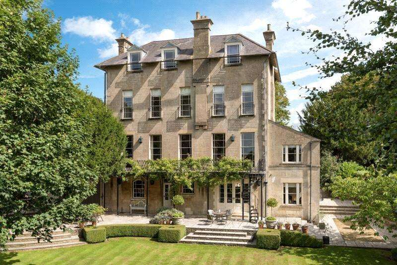 6 Bedrooms Detached House for sale in Lansdown Road, Bath, BA1