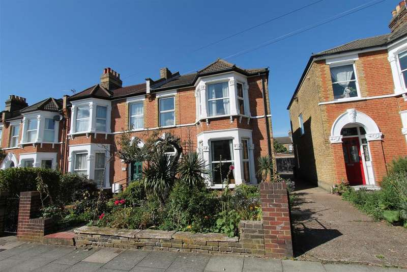 3 Bedrooms End Of Terrace House for sale in Earlshall Road, Eltham