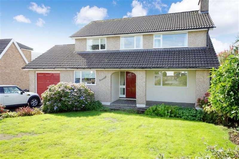 3 Bedrooms Detached House for sale in Pen Y Bryn, Llanrwst, Conwy