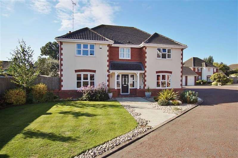 5 Bedrooms Detached House for sale in Kibworth Beauchamp