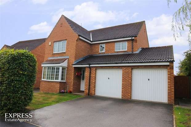 4 Bedrooms Detached House for sale in Headingley Mews, Wakefield, West Yorkshire