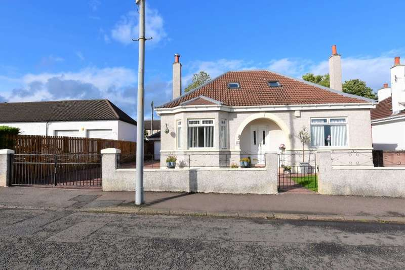 5 Bedrooms Detached Bungalow for sale in Hilltop Avenue, Bellshill, ML4