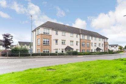2 Bedrooms Flat for sale in Bathlin Crescent, Moodiesburn, Glasgow, North Lanarkshire