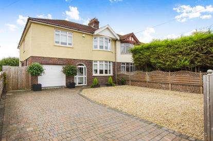 4 Bedrooms Semi Detached House for sale in Stonehill, Hanham, Bristol, South Gloucestershire