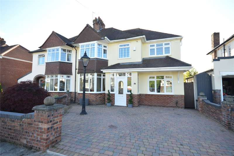 5 Bedrooms Semi Detached House for sale in Woolacombe Road, Liverpool, Merseyside, L16