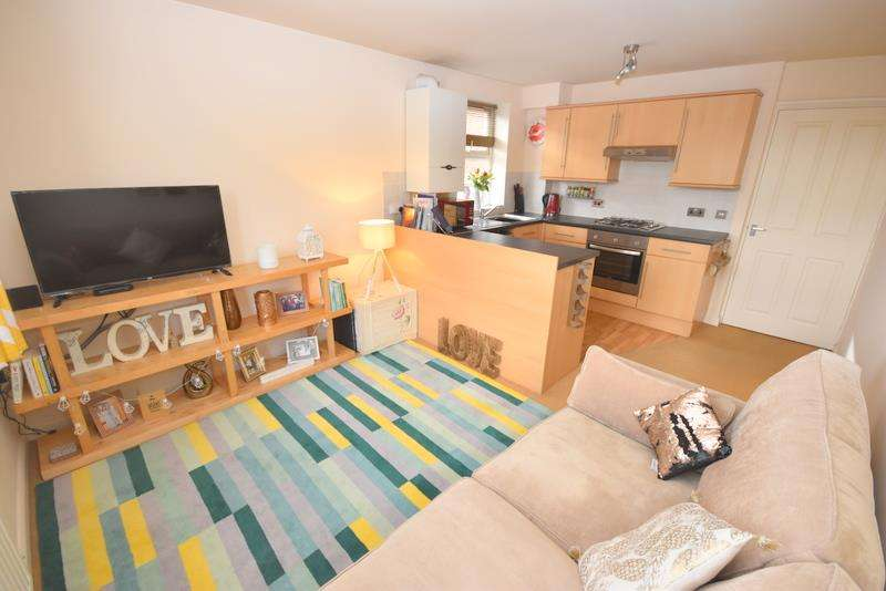 1 Bedroom Apartment Flat for sale in Linkfield Road, Mountsorrel, Loughborough