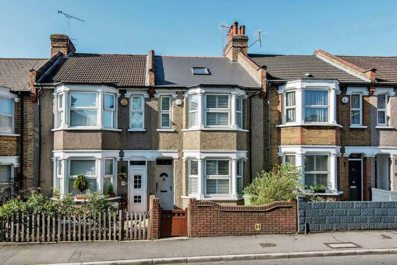 4 Bedrooms Terraced House for sale in Sidcup Hill Sidcup DA14