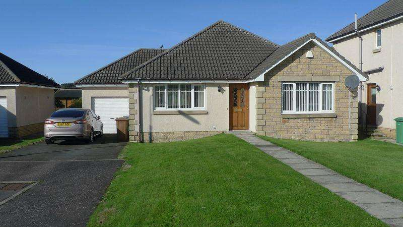 3 Bedrooms Bungalow for sale in Bluebell Gardens, Cardenden