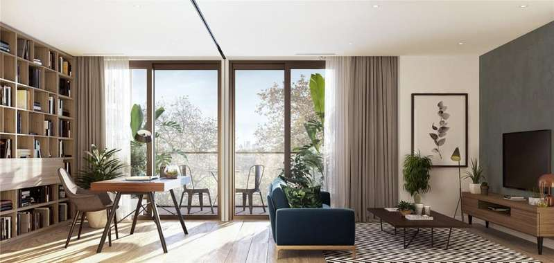 2 Bedrooms Flat for sale in The Otto, Tiger Way, Hackney, London, E5