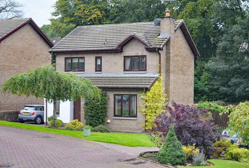 3 Bedrooms Detached House for sale in Balgonie Woods, Paisley PA2
