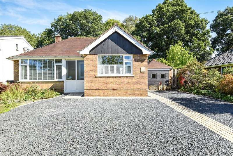 4 Bedrooms Bungalow for sale in Peverells Wood Avenue, Chandler's Ford, Hampshire, SO53