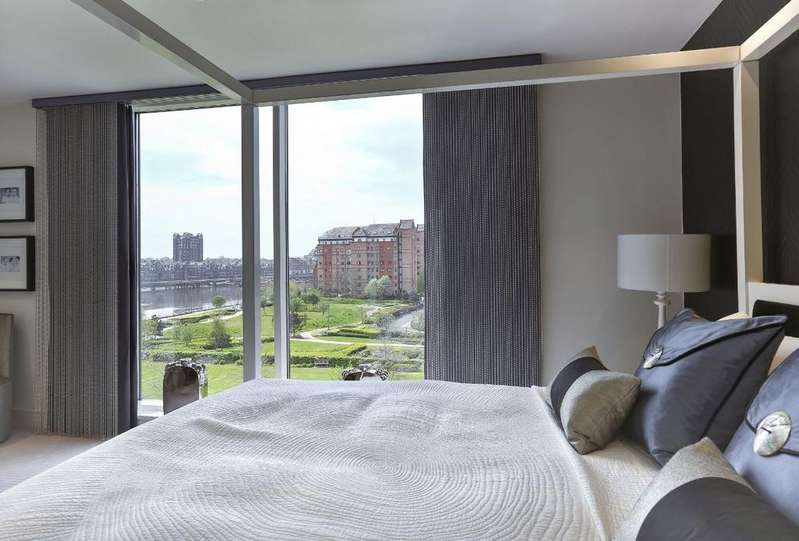 3 Bedrooms Apartment Flat for sale in Penthouse, Banyan House, Imperial Wharf