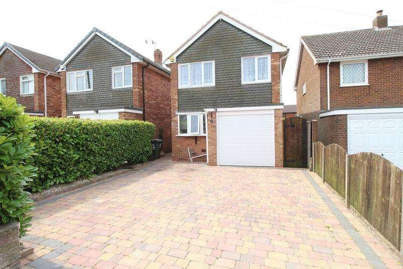 3 Bedrooms Detached House for sale in Hednesford Road, Brownhills