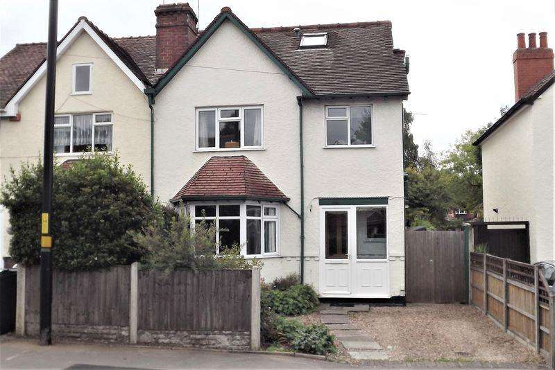 5 Bedrooms Semi Detached House for sale in Boldmere Road, Sutton Coldfield