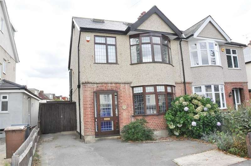 4 Bedrooms Semi Detached House for sale in St Johns Road, Chelmsford, Essex