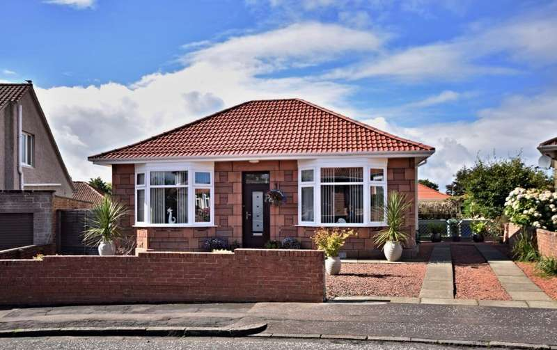 2 Bedrooms Bungalow for sale in Briar Grove, Ayr, South Ayrshire, KA7 3TD