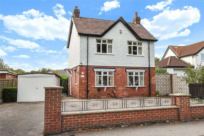 3 Bedrooms Detached House for sale in Longdales Road, Lincoln, LN2