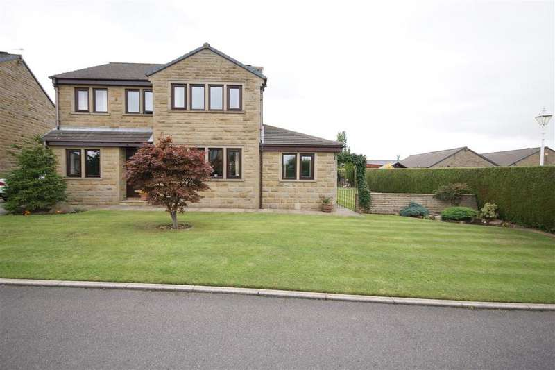 4 Bedrooms Detached House for sale in 'The Cuillins', 4A Blakelaw Drive, Clifton, Brighouse