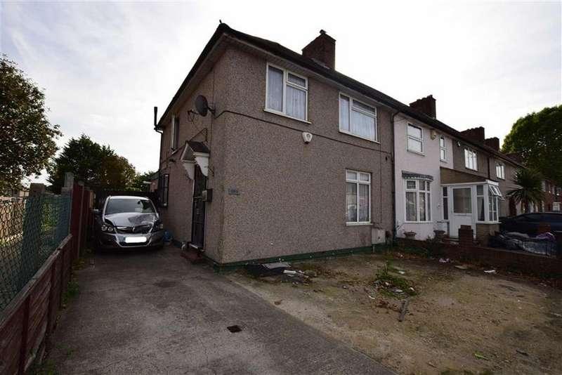 3 Bedrooms End Of Terrace House for sale in Longbridge Road, Dagenham, Essex