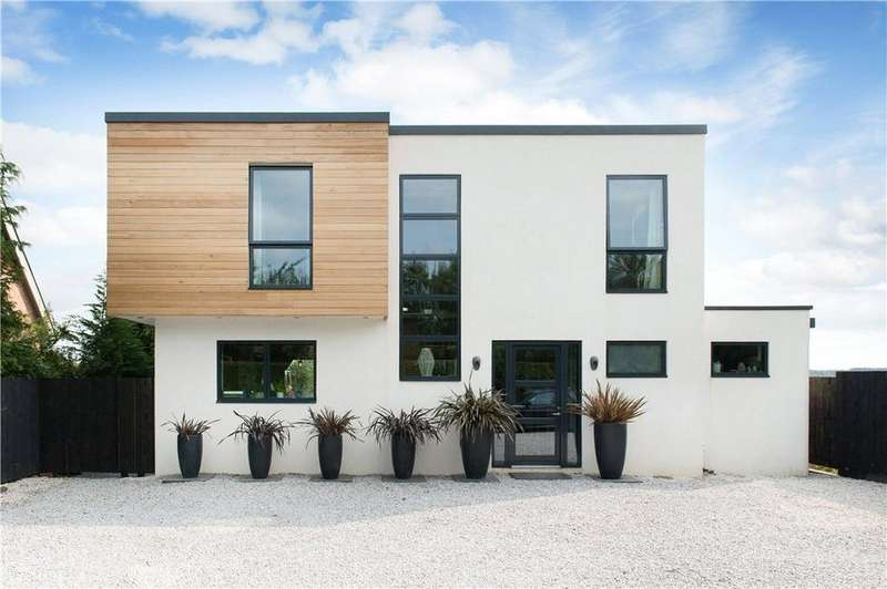 4 Bedrooms Detached House for sale in Forest Moor Drive, Knaresborough, North Yorkshire, HG5