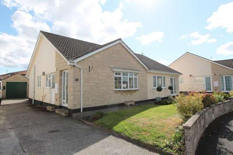 2 Bedrooms Semi Detached Bungalow for sale in Paulton, Bristol